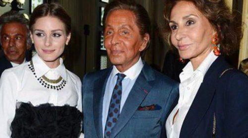 Sharon Stone, Olivia Palermo, Nati Abascal y Milla Jovovich, cita con la Alta Costura en París