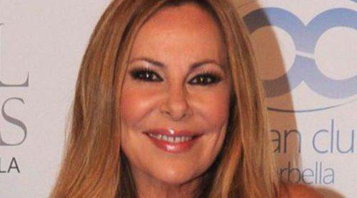 Ana Obregón, Juan Peña y Silvia Tortosa, invitados a la 'Soul & Stars Gala' en Marbella