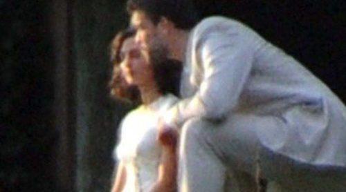 Marc Gasol y Cristina Blesa se casan entre fuertes medidas de seguridad