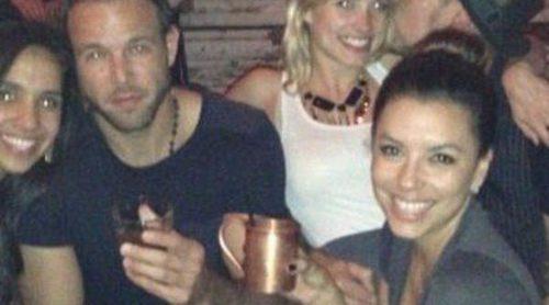 Eva Longoria publica la primera imagen con Ernesto Arguello tras confirmar su relación