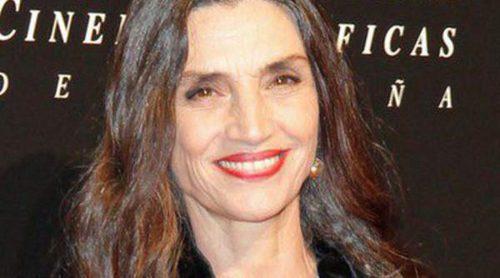 La actriz Ángela Molina recibirá la Medalla de Oro 2013