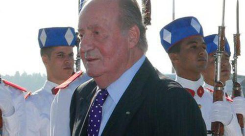 El Rey Juan Carlos retoma su agenda internacional con un viaje de cuatro días a Marruecos