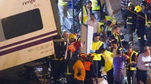 Cristiano Ronaldo, Maria Valverde y Ana Fernández apoyan a las víctimas tras el accidente de tren en Galicia