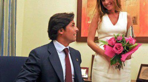 Lourdes Montes, orgullosa y enamorada de Fran Rivera en el pregón de la Feria Taurina de Málaga