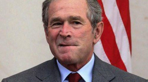 George W. Bush, operado con éxito del corazón