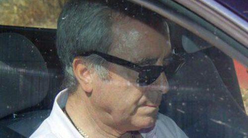 José Ortega Cano vuelve a Yerbabuena para recoger sus últimas pertenencias