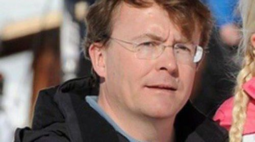 Muere el Príncipe Friso de Holanda a los 44 años tras permanecer año y medio en coma
