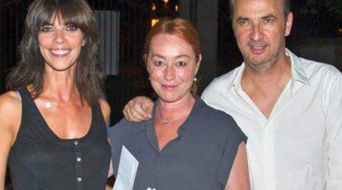 Maribel Verdú, Pedro Larrañaga y Gracia Querejeta, noche de zarzuela con 'La Corte del Faraón'