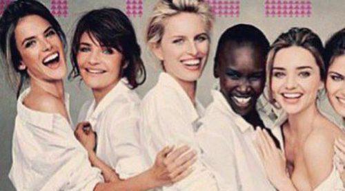 Miranda Kerr desvela las primeras imágenes del Calendario Pirelli 2014