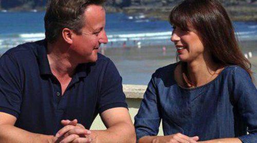 David Cameron, románticas vacaciones en Cornualles con su esposa Samantha