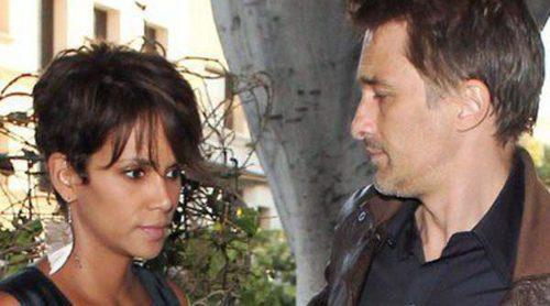Halle Berry y Olivier Martínez salen de cena romántica por Beverly Hills