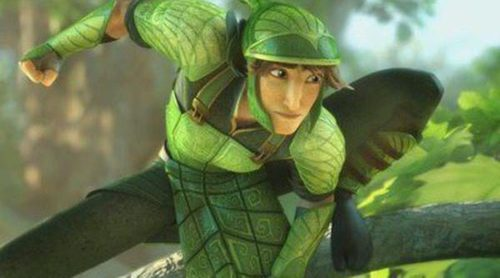 Clip en primicia de 'Epic: El mundo secreto', la nueva cinta de animación de los creadores de 'Ice Age'