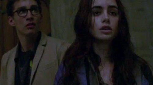 Clip en exclusiva de 'Cazadores de Sombras: Ciudad de Hueso' con Lily Collins en peligro