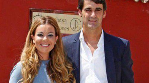 Jesulín de Ubrique y María José Campanario, muy felices en la Comunión de Julia Janeiro