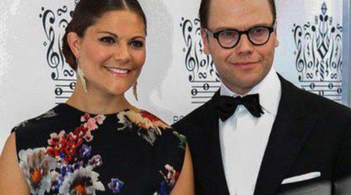Los Reyes de Suecia y los Príncipes Victoria y Daniel entregan los Premios Polar Music 2013