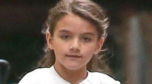 Suri Cruise, la hija de Tom Cruise y Katie Holmes, se rompe un brazo por causas desconocidas