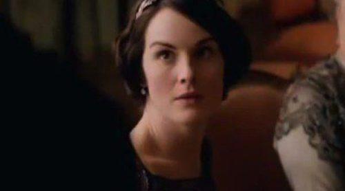 Sonrisas y lágrimas en el tráiler de la cuarta temporada de 'Downton Abbey'