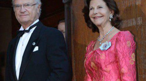La Familia Real Sueca celebra el Jubileo del rey Carlos XVI Gustavo