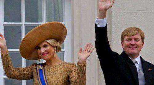 Guillermo Alejandro y Máxima de Holanda celebran su primer Día del Príncipe como Reyes de Países Bajos