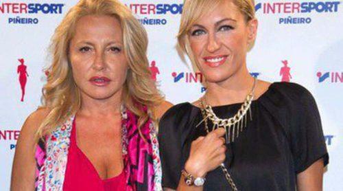 Cristina Tárrega, Luján Argüelles y Eva Marciel inauguran una tienda de deporte en Madrid