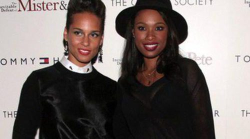 Jennifer Hudson y Alicia Keys estrenan en Nueva York 'The Inevitable Defeat of Mister and Pete'