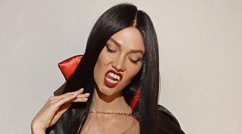 Maquillaje de vampiresa para Halloween