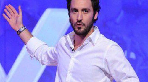 Álex Gadea, entrevistado en el programa 'Verissimo' de la televisión italiana para hablar de 'El Secreto de Puente Viejo'