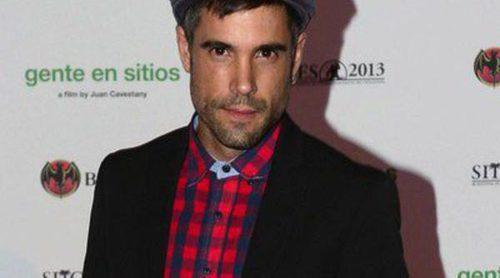 Unax Ugalde, Marc Clotet y Carolina Bang acuden al estreno de 'Gente en sitios' en el Festival de Sitges 2013