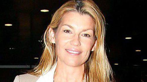Patricia Rato, muy solidaria asistiendo al concierto de la Fundación Padre Arrupe
