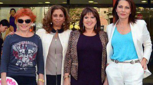 Lolita Flores, Loles León, Fabiola Toledo y Alicia Orozco llevan 'Más sofocos' a Barcelona