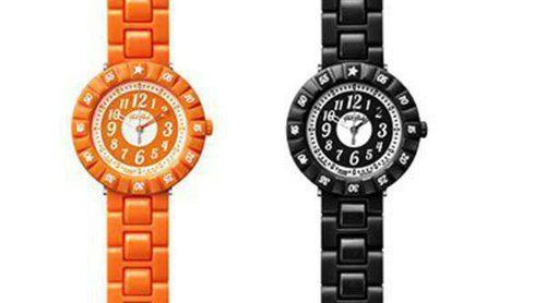Flik Flak lanza tres modelos de relojes con los que celebrar la noche de Halloween