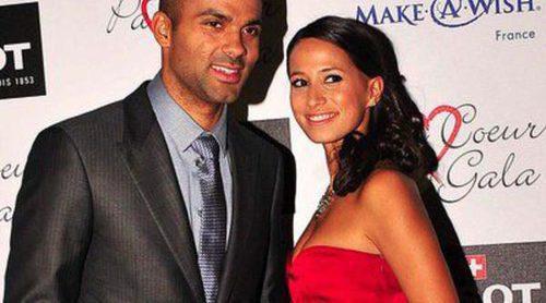 Tony Parker, exmarido de Eva Longoria, espera su primer hijo junto a Axelle Francine