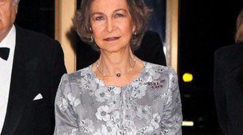 La Reina Sofía acude a los Premios ABC junto a José María Aznar, Ana Botella y Gallardón