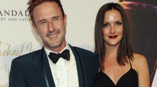 David Arquette espera un bebé junto a su novia Christina McLarty