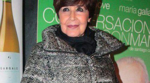 Concha Velasco, Ana Duato e Imanol Arias acuden al estreno de la obra de teatro 'Conversaciones con mamá'