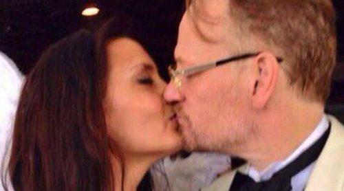 Jared Harris se casa con Allegra Riggio en Miami