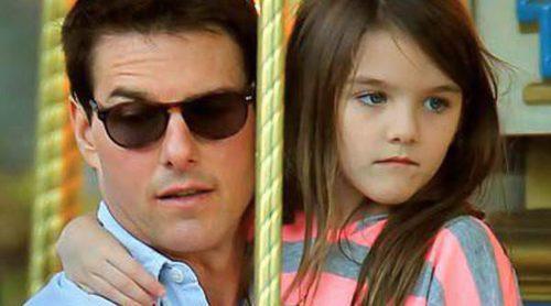 Tom Cruise admite que Katie Holmes le dejó 'en parte' por la Cienciología