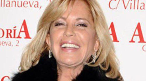 Bárbara Rey confiesa en Sálvame Deluxe que tuvo una noche de amor con Chelo García Cortés