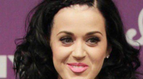 Katy Perry se toma un año sabático para quedarse embarazada de su marido Russell Brand