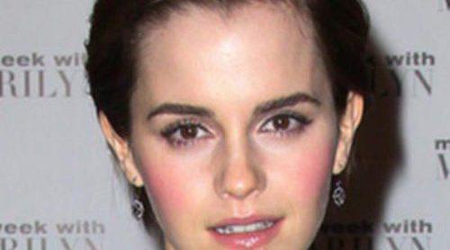 Emma Watson y Eddie Redmayne presentan en Londres 'Mi semana con Marilyn'