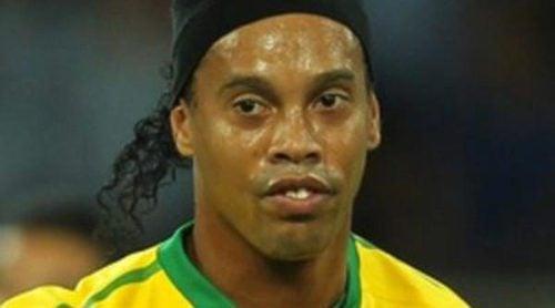 Ronaldinho, exjugador del Barcelona, pillado masturbándose a través de una webcam