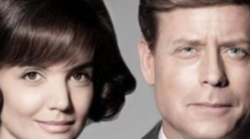 Llega a España la miniserie de 'Los Kennedy', protagonizada por Greg Kinneary Katie Holmes
