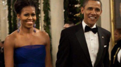 Sarah Jessica Parker y Emily Blunt apoyan a los Obama en la entrega de los galardones del Centro Kennedy