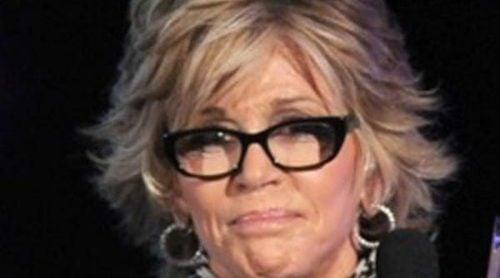 Kirsten Dunst y Lily Collins apoyan a Jane Fonda en The Hollywood Reporter's Annual Power 100 Women