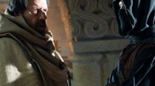 José María Pou llega este lunes a 'Águila Roja' como el padre Alejandro