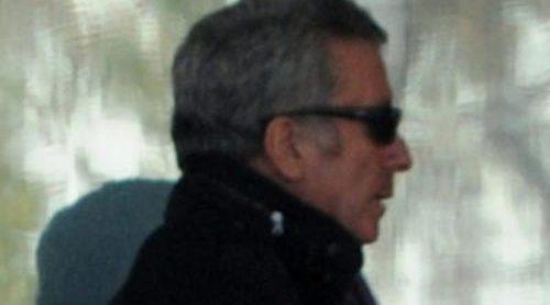 José Ortega Cano acude a una revisión rutinaria tras conocer que la Fiscalía pide 4 años de cárcel