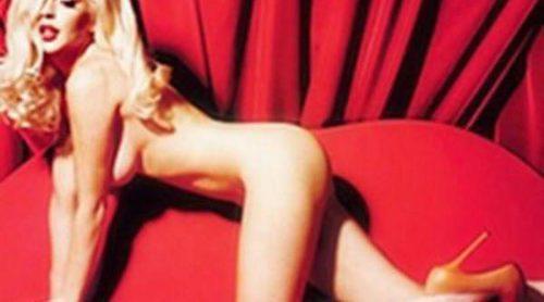 Las fotos de Lindsay Lohan desnuda pulverizan las ventas de Playboy