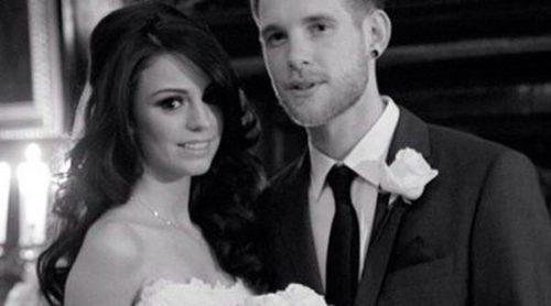 La cantante de 'Factor X' Cher Lloyd se casa con Craig Monk tras dos años de noviazgo
