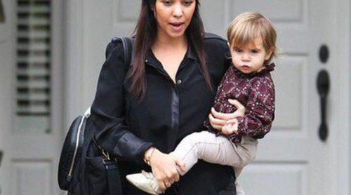 Kourtney Kardashian, toda una madraza con su hija Penelope Disick en Los Angeles