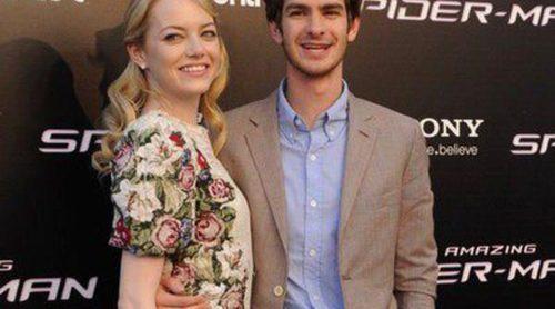 Emma Stone y Andrew Garfield están pensando en casarse y tener hijos